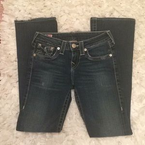True Religion Becky Jeans size 26